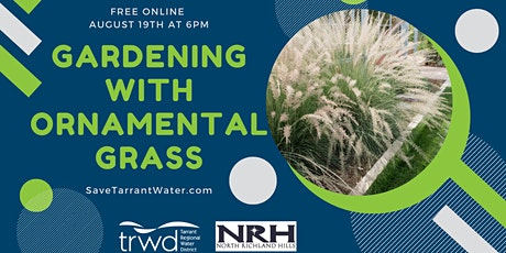 Gardening with Ornamental Grasses tickets