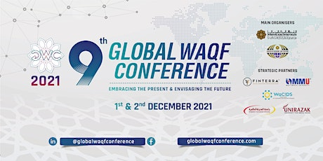 9th Global Waqf Conference - Virtual Conference & Webinar tickets