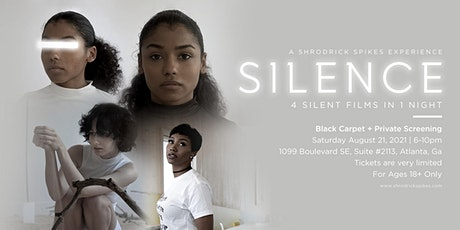 A Shrodrick Spikes Experience Silence, 4 Silent Films in 1 Night tickets