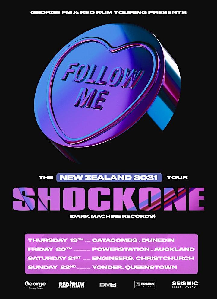 SHOCKONE | Dunedin image