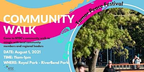 NTDC's Community Walk - Tamar Peace Festival tickets