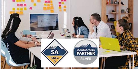 Leading SAFe®-Aug 02/03-EST - SAFe Agilist® - SA® 5.1 Certification tickets