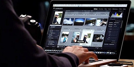 Adobe Lightroom Classic- South Portland only tickets