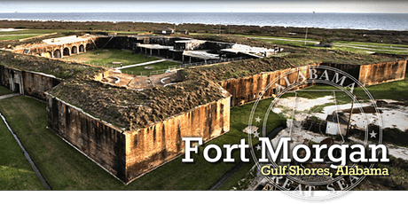 Fort Morgan After Dark Ghost Investigation  and Historical Haunted Tour tickets