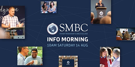 SMBC Info Morning tickets