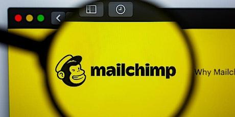 Using MailChimp for Online Marketing tickets