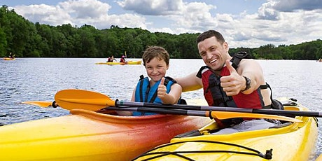 Active and Healthy Kayaking tickets