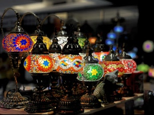 Private Mosaic Lamp tickets