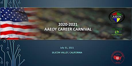 AAEOY Career Carnival (including job fair) tickets