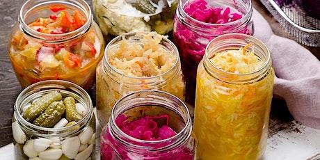 Fermented Foods & Gut Health - NSA Annual Dinner tickets