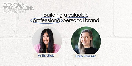 Growing a valuable personal brand tickets