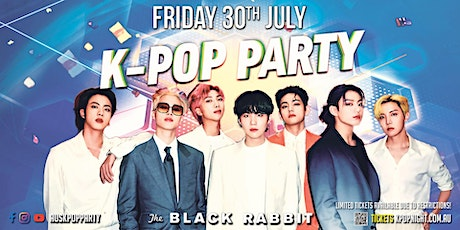 Melbourne K-Pop Party 30th July [80% Tickets Sold] tickets