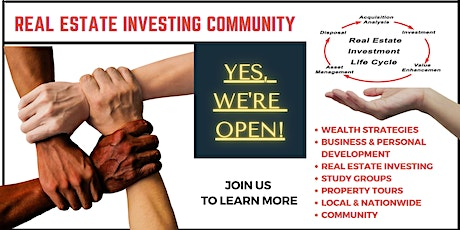 Come Meet Local Investors in the Chicagoland Area - Plainfield tickets