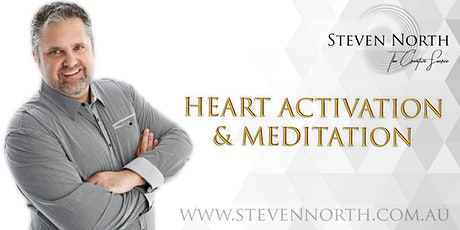 Healing Meditation with Heart Activation Music tickets