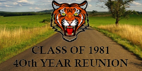 OHS Class of 1981 40th Reunion tickets