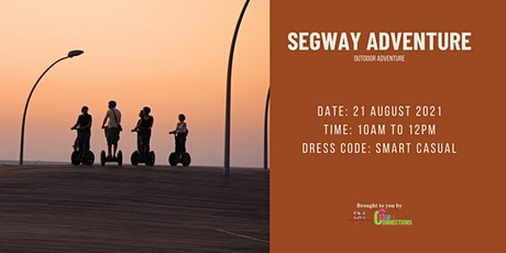 Segway Adventure (1) (50% OFF) tickets