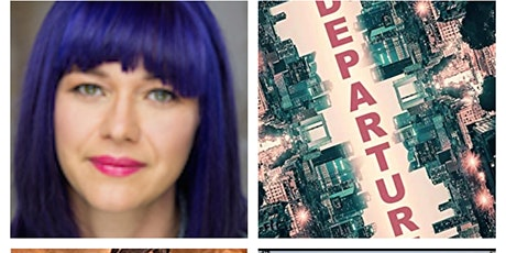 Meet Science Fiction / Fantasy Author E J Wenstrom tickets