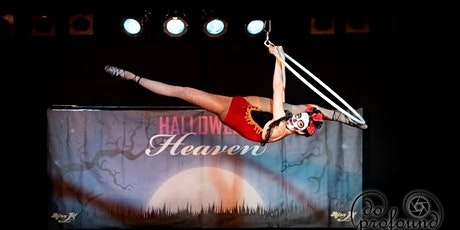 Halloween Heaven 2021 Lyra and Pole Competition tickets