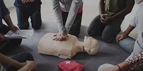 Taller de Practicas de Primeros Auxilios Basicos tickets