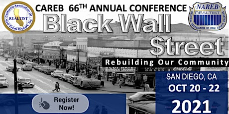 CAREB  66TH Annual Conference tickets