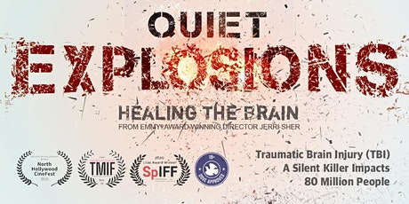 The Gifted Group Presents QUIET EXPLOSIONS: Healing the Brain tickets