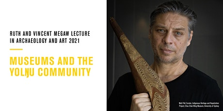 Ruth and Vincent Megaw Lecture in Archaeology and Art 2021 tickets