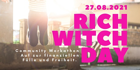 RICH WITCH DAY tickets