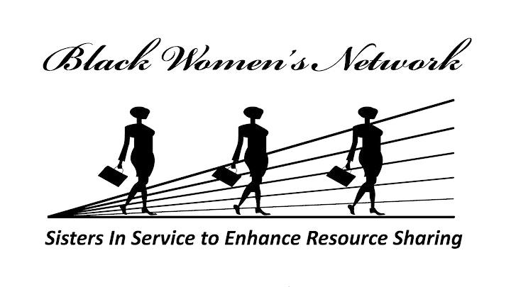 Black Women's Network July Virtual Empowerment Meetup image