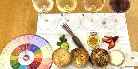 American Bbq Pie & Wine Pairing (21th & 22th August) tickets