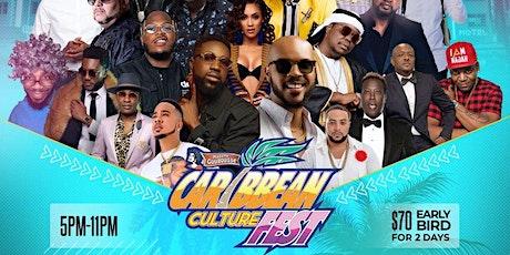 CARIBBEAN CULTURE FEST WEEKEND tickets