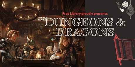 Dungeons and Dragons (DnD) Oneshot - Ages 12-17 tickets