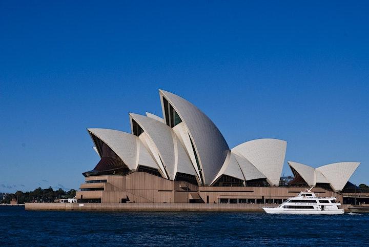 Australia Day Lunch Cruise - MV Vagabond Spirit image