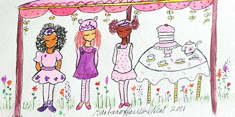 10th Annual Princess Tea Party & Table Manners tickets