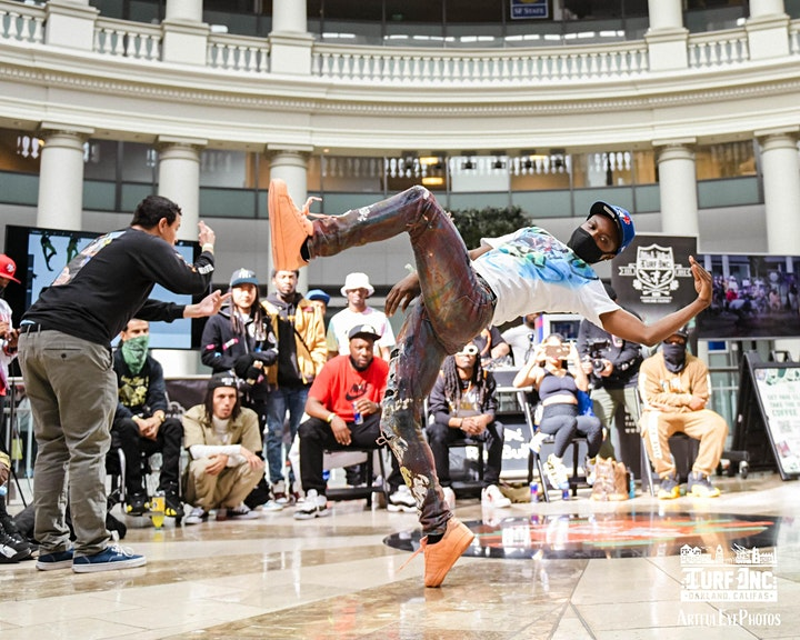 Leave Your Mark on the Dance Floor 3 | Dance Battle Event at Westfield SF image