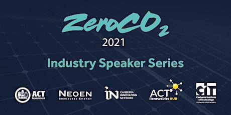 Zero CO2 Industry Speaker Series tickets