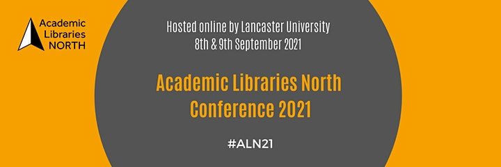 Academic Libraries North Conference 2021 image