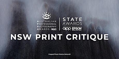 AIPP NSW Print Critique Night #2 tickets