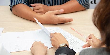 Co-Searching workshop: Verbeter je CV tickets
