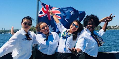 Australia Day Lunch Cruise -  MV Vagabond Princess tickets