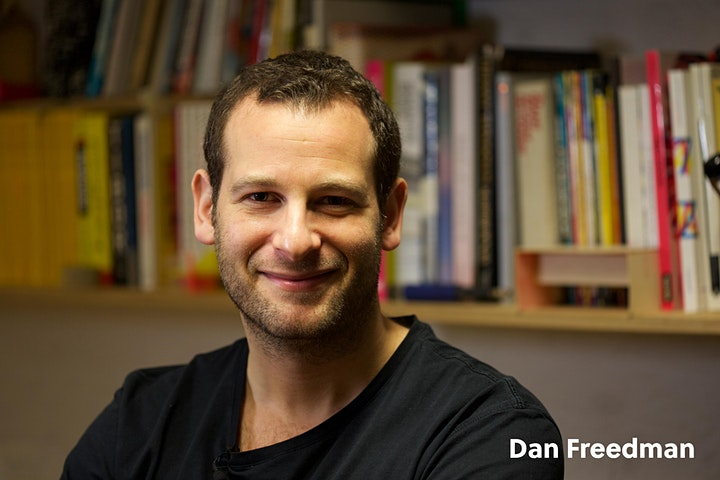 Oxplore Book Club Live: With the author Dan Freedman image