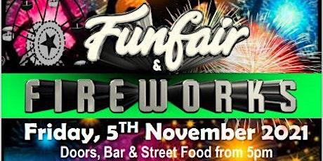 Fireworks Night 5th November 2021 tickets
