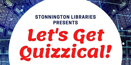 Let's Get Quizzical tickets
