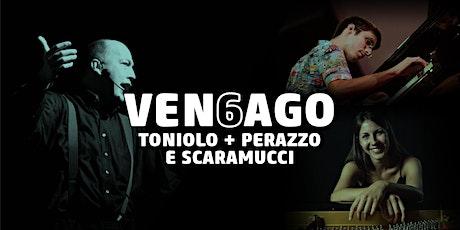 Giovani talenti del pianoforte | Introduce Fabio Scaramucci Reading Dante biglietti