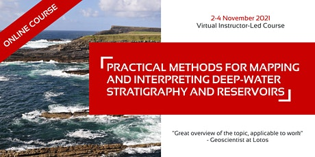Mapping and Interpreting Deep-Water Stratigraphy and Reservoirs tickets