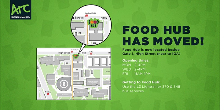 Food Hub UNSW image