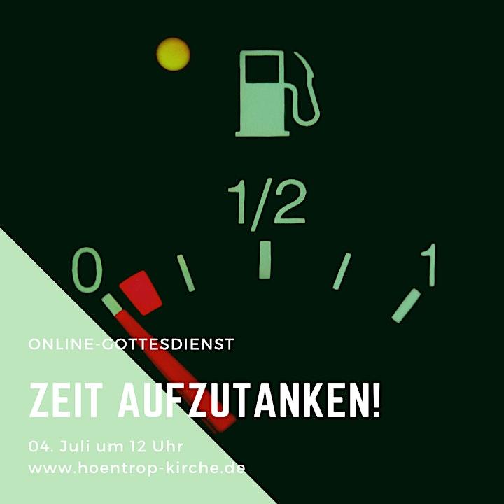 Online-Gottesdienst: Zeit aufzutanken - Auf Wiederzoom!: Bild