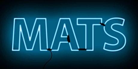 MATS - réunion des affaires billets