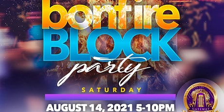 Gateway's Bonfire Block Party tickets