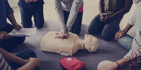 First Aid at Work Requalification (2-Day) tickets