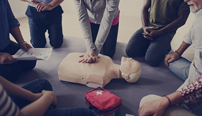 Copy of First Aid at Work (3-Day) tickets